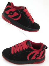 Heelys Propel Style Shoes Black Red Sz Mens 7  - Wheels NOT Included