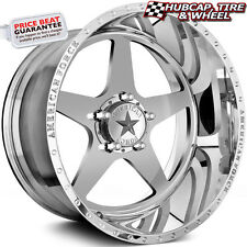 """AMERICAN FORCE INDEPENDENCE SS5 POLISHED 24""""x14 WHEELS RIMS 5 LUG (set of 4) NEW"""