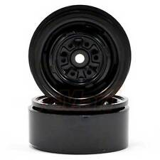 Gmade VR01 Black Beadlock Wheels 1.9 Inch Wheels 4WD RC Cars Crawler #GM70104