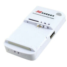 Adjustable Universal Mobile Cell Phone PDA Battery Wall Travel Charger T1