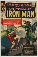Tales of Suspense 54 - Early Iron Man - Silver Age Classic - 7.0 FN/VF