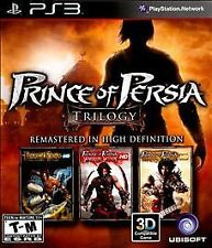 Prince of Persia Trilogy COMPLETE (Sony Playstation 3, 2011) SUPER FAST SHIPPING