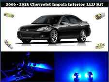 2006-2013 Chevy Impala - 8pc LED Interior Package - Blue