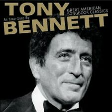 TONY BENNETT - AS TIME GOES BY: GREAT AMERICAN SONGBOOK CLASSICS  CD JAZZ NEU