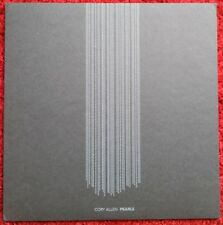 Cory Allen ‎– Pearls 2013 white VINYL Limited Edition 100 only LP Ambient Drone