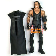 WWE Elite Series 8 Undertaker UT w/ Coat Wrestling Action Figure Kids Child Toys