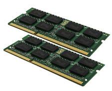 2x 1GB 2GB DDR RAM Speicher für Dell Latitude D600 Markenspeicher 333 MHz
