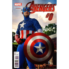 AVENGERS  #0    NM NEW (1:15 COSPLAY VARIANT)
