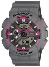 G-Shock GA-110TS-8A4ER Hyper Complex Grey Shock & Magnetic Resistant Watch BNIB