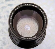 Leitz Elcan 500mm f7.7  #2490050