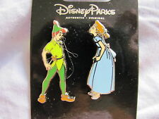 Disney Trading Pins 102232: Peter Pan and Wendy