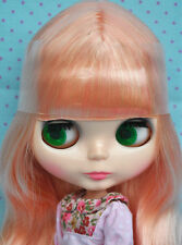 """Takara 12"""" Neo Blythe Mix Pink Hair Nude Doll from Factory TBO198q5"""