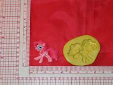 My Little Pony 2D Silicone Push Mold A753 Chocolate Fondant Gum Paste Cake Pop