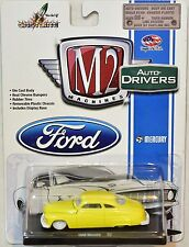 M2 MACHINES AUTO-DRIVERS FORD 1949 MERCURY CHASE
