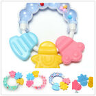 Newborn Baby Bell Cute Comfortable Rattles Teethers Training Chewing Safety