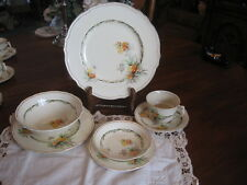 #A0 SET OF 7 PIECES FOR 1 SITTING  ROYAL WINTON GRIMWADES PALAIS ROYAL ENGLAND