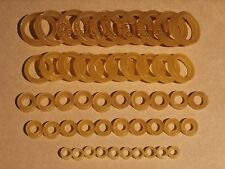 50 Stringing Bands Rubberbands For Doll Repair - Five Sizes