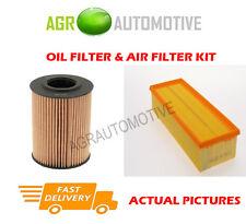 Kit De Servicio Diesel Aceite Filtro De Aire Para Audi Q3 2.0 177 BHP 2013 -
