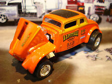 100% HOT WHEELS 1933 WILLYS KS PITTMAN LIMITED EDITION CAR 1/64