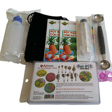 3D Jelly Gelatin Tools Starter Kit Amazing Jelly Jello Art Cake (Kit #12)