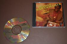 Mongo Santamaria And Friends - Mambo Mongo / Chesky Records 1993 / Rar