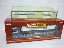 Corgi Roadscene Modern 1:76th Truck Scania Topline Fridge A. Kerr CC18105