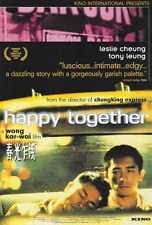 HAPPY TOGETHER Movie POSTER 27x40 Leslie Cheung Tony Leung Chiu-Wai Chang Chen