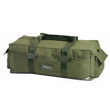 ROTHCO Canvas Israeli IDF Type Tactical Duffle Bag 8137 - OLIVE DRAB OD GREEN