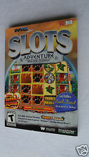 BRAND NEW Sealed WMS Slots Adventure: War for Olympus (PC, 2013)