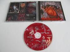 UNBOUNDED TERROR Nest of Affliction CD 1992 MEGA RARE ORIG. 1st PRESS DROWNED!!!