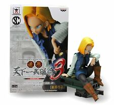 FIGURINE FIGURE Android 18 C 18 DRAGON BALL DB SCultures Tenkaichi Budoukai 3