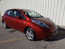 Nissan : Leaf 4dr HB SV