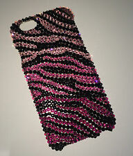 Crystal Zebra Fade Bling Case For IPHONE 6s 6 Plus Made w/ SWAROVSKI Elements