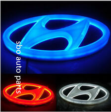For Hyundai sonata i30 ix35 etc. logo light 4D led  Emblem badge lamp light
