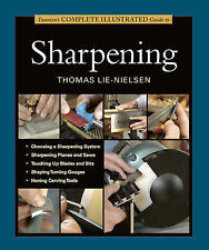 Book �� Sharpening by Thomas Lie-Nielsen - Chisel, Plane iron, axe, jigs, Etc.