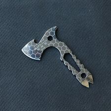 EDC 12 IN 1 EDC Multi Tool Bottle Opener Wrench Nail Puller Gear Tool FT-01S