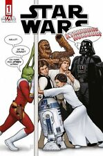 STAR WARS (2015) #1 VARIANT-COVER-BOX deutsch SCHUBER lim. 111 Ex. MARVEL Luxus