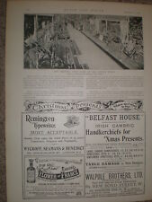 Photo article National Cycle Show at Crystal Palace London 1896 my Ref S