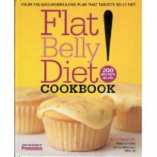 Flat Belly Diet! Cookbook-ExLibrary