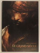 Grand Siecle 2 Benoit Andriveau Luxe BD Must 2008