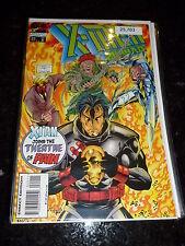 X-MEN 2099 Comic - Vol 1 - No 22 - Date 07/1995 - MARVEL Comic