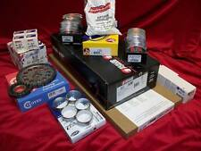 Chevy 402 MASTER Engine Kit Pistons+Rings+Torque Cam bearings gaskets timing