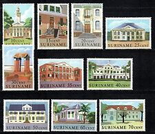 Suriname - 1961 Historical buildings Mi. 396-05 MNH