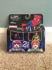 Marvel Minimates Series 21 Jim Rhodes Mark I Iron Man Movie CHEAP Intl Ship