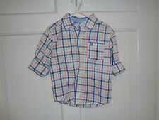 Boys Carter's Shirt Size 3T 3 Toddler Long Sleeve Button Front