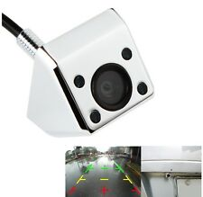 170° Waterproof HD Night Vision Car Rear View Reversing Backup Parking Camera