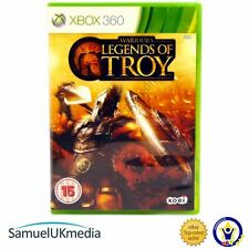 Warriors: Legends of Troy (Xbox 360) **IN A BRAND NEW CASE!**