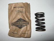 Genuine Old Briggs & Stratton Gas Engine Valve Spring 65906 NOS