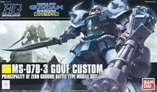 NEW Bandai Gundam 1/144 #117 MS-06b Gouf Custom Hguc 165503