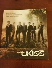 Ukiss break time 4th mini album cd Kpop K-pop bts b.a.p btob exo nuest b1a4